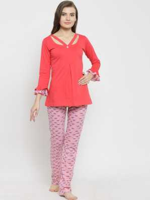 8bba12bb47 Claura Night Suits - Buy Claura Night Suits Online at Best Prices In ...