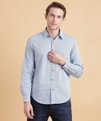 e3a35c187b United Colors Of Benetton Shirts - Buy United Colors Of Benetton Shirts  Online at Best Prices In India