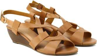 7a8056b524b Women s Wedges Sandals - Buy Wedges Shoes Online At Best Prices In ...