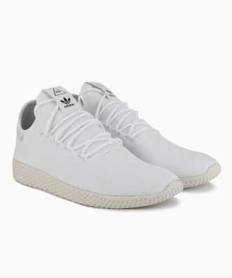 a4d1e4fc606 Adidas White Sneakers - Buy Adidas White Sneakers online at Best Prices in  India
