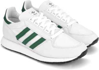 Adidas White Sneakers - Buy Adidas White Sneakers online at Best Prices in  India  dadac3cd3