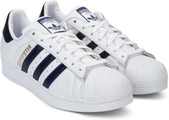 eb1bd55458c Adidas Superstar Shoes - Buy Adidas Superstar Shoes online at Best Prices  in India
