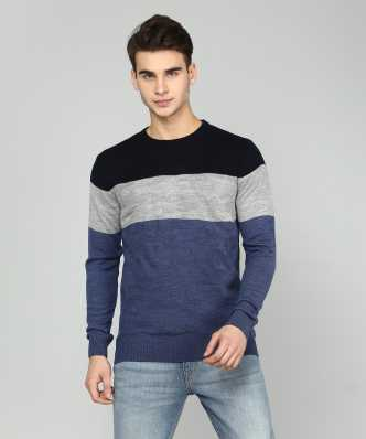 94fa2ff22d6 Sweaters - Buy Sweaters for Men Online at Best Prices in India