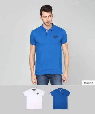 2bdbec82d2 White T-Shirts - Buy White T-Shirts Online at Best Prices In India ...