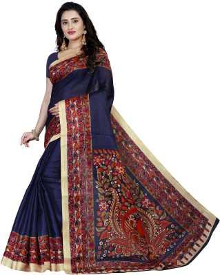 6b05031e42 Khadi Sarees - Buy Khadi Silk Sarees Online at Best Prices In India ...