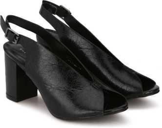 17336591f6 Black Heels - Buy Black Heels online at Best Prices in India ...