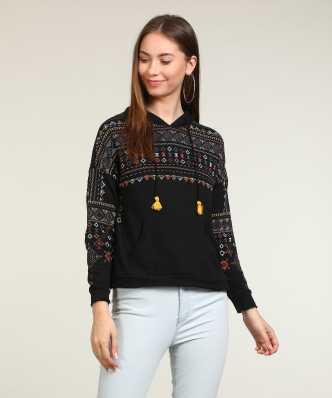 c3ff42c6 Sweatshirts - Buy Sweatshirts / Hoodies for Women Online at Best ...