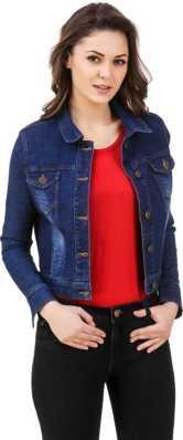 f322de5a1c7 Girls Denim Jackets - Buy Girls Denim Jackets online at Best Prices ...
