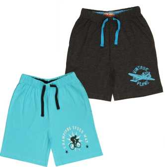 84908d68b Boys Shorts & 3/4ths Online Store - Buy Shorts & 3/4ths For Boys  Online at lowest prices on Flipkart.com