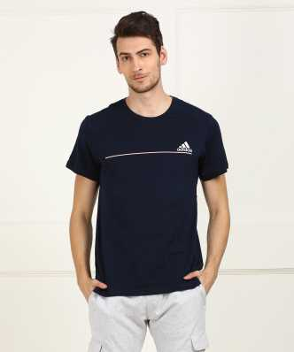 ee01a011 Adidas Tshirts - Buy Adidas T-shirts @ Min 50% Off Online for men ...