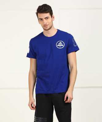 86ae83bbb68 Adidas Tshirts - Buy Adidas T-shirts   Min 50% Off Online for men ...