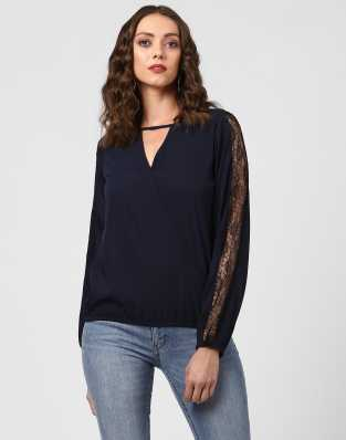 2b34c5b3c2 Peasant Tops Tops - Buy Peasant Tops Tops Online at Best Prices In ...