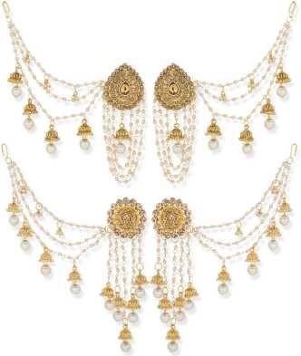 f2edb57b0c4bb Pearl Earrings - Buy Pearl Earrings / Pearl Drop Earrings Online at ...