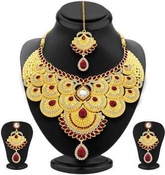 786ac0197d609 Bridal Jewellery - Buy Latest Bridal Jewellery Designs online at ...