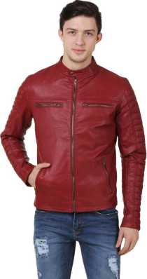 338a21f8991c Leather Jackets - Buy leather jackets for men   women online on ...