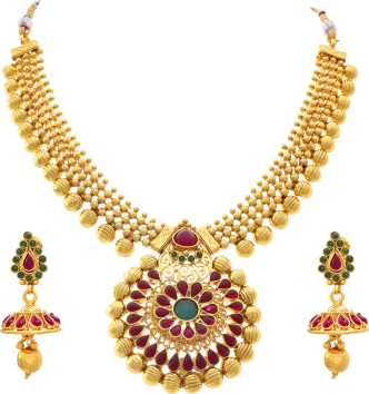 One Gram Gold Jewellery - Buy One Gram Gold Jewellery online