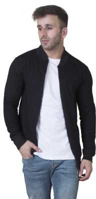 334e2ae5d Black Jackets - Buy Black Jackets Online at Best Prices In India ...