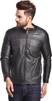 Black Leather Jacket Buy Black Leather Jacket Online At Best