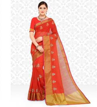 045354009dd7c8 Kota Cotton Sarees - Buy Kota Cotton Sarees Online at Best Prices In India    Flipkart.com