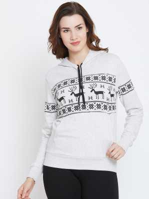 5dae522834 Sweatshirts - Buy Sweatshirts   Hoodies for Women Online at Best ...