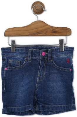 ab2f8acaa9 Denim Shorts Girls Wear - Buy Denim Shorts Girls Wear Online at Best Prices  In India   Flipkart.com