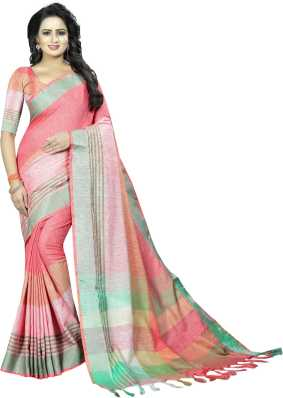 0a4d888d58 Linen Sarees - Buy Linen Sarees Online at Best Prices In India    Flipkart.com