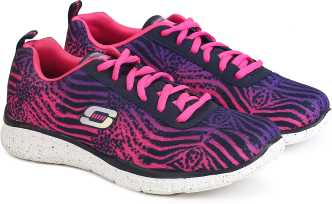 997b68defa4d Skechers Shoes For Women - Buy Skechers Ladies Shoes Online at Best ...