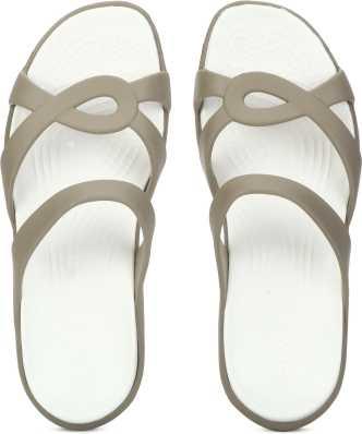 0c5f54a9e730 Crocs Slippers   Flip Flops - Buy Crocs Slippers   Flip Flops Online ...