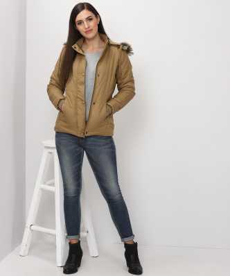 7b5cd26dba70 Women Winter Jackets - Buy Winter Jackets for Women Online at Best ...