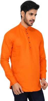 a75e4b9337 Half Sleeve Kurtas - Buy Half Sleeve Kurtas Online at Best Prices In ...