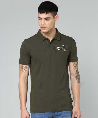 dc731f94151 Puma. Solid Men Polo Neck Blue T-Shirt · ₹901. ₹1,499. 39% off · 2