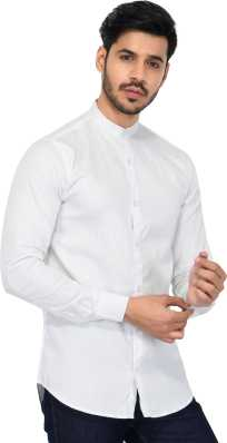 d62e30d8e47 White Shirts - Buy White Shirts Online at Best Prices In India ...