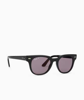 2abcc18d47 Ray Ban Wayfarer Black Sunglasses - Buy Ray Ban Wayfarer Black Sunglasses  Online at Low Prices In India | Flipkart.com