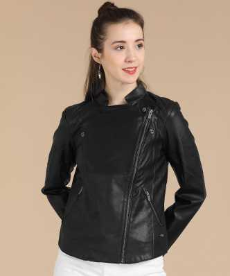 Leather Jackets - Buy leather jackets for men   women online on Flipkart at  best prices c7fdc61195a4