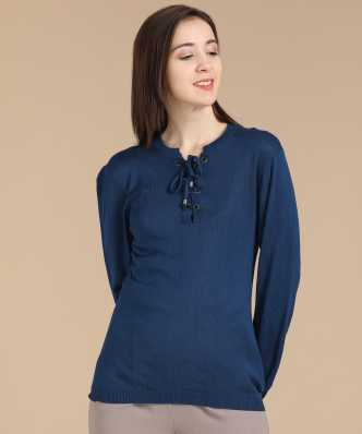 f9a3e1ad85 Sweaters Pullovers - Buy Sweaters Pullovers Online for Women at Best Prices  in India