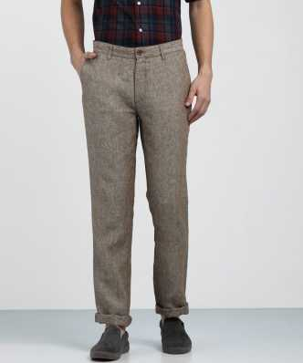 d85c785a4d5d2 Wills Lifestyle Trousers - Buy Wills Lifestyle Trousers Online at ...