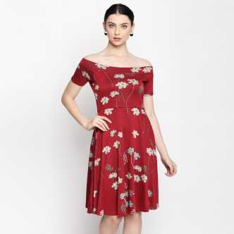 74a0d7d07974a Floral Dresses - Buy Floral Print Dresses Online at Best Prices In ...