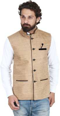 b5c4765f9ae5a Nehru Jacket - Buy Nehru Jacket online at Best Prices in India ...