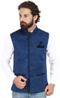 fd0b16e0242 Nehru Jacket - Buy Nehru Jacket online at Best Prices in India ...