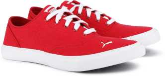 bbe21029f088 Puma Red Shoes - Buy Puma Red Shoes online at Best Prices in India ...