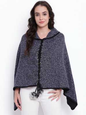 Ponchos - Buy Poncho Tops   Pochu Dress Online for Women at Best ... 378dac429