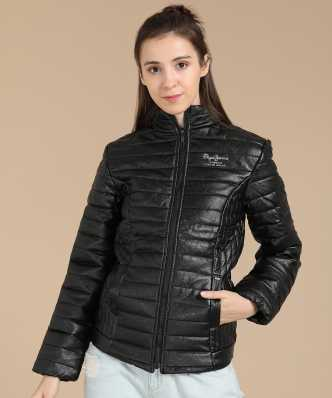 3a25dd1b50 Jackets for Women - Buy Ladies Leather Jackets Online at Best Prices ...