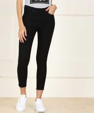da7cc3a555b32 Women Jeans   Buy Ladies Denim, Skinny & Flare Jeans Online at Flipkart