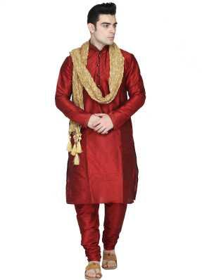 48f02d59549 Sherwani (शेरवानी) For Men- Buy Wedding Sherwani Suits Kurta for Groom  Online at Best Prices in India