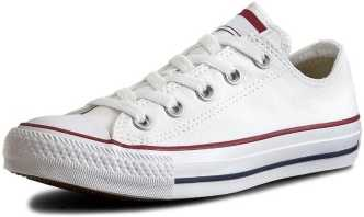 17eeea11131 White Canvas Shoes - Buy White Canvas Shoes online at Best Prices in ...