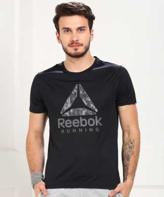 d21278ee Reebok Tshirts - Buy Reebok Tshirts @Min 40% Off Online at Best ...