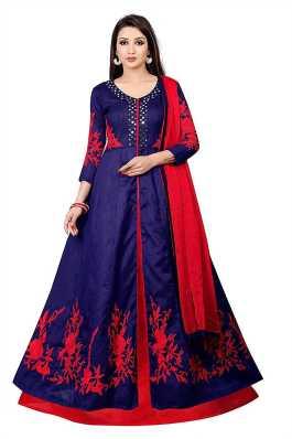 7d439b834314 Silk Cotton Gowns - Buy Silk Cotton Gowns Online at Best Prices In ...