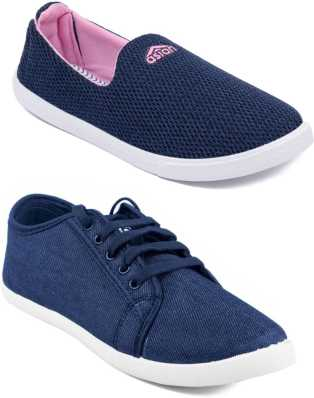 b3d679e5ccd2 Canvas Shoes - Buy Canvas Shoes Online For Women At Best Prices In ...