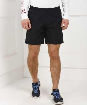 d9099c930 Solid Men Black Sports Shorts · ₹899. ₹1,499. 40% off. ADIDAS