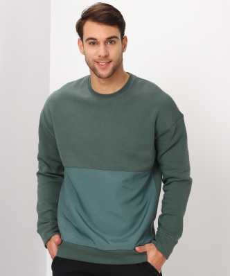 d0af63caa Sweatshirts - Buy Sweatshirts / Hoodies / Hooded Sweatshirt Online at Best  Prices in India